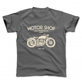 T-Shirt Moto HARISSON Motor Shop
