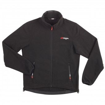 Giacche Furygan Polar Fleece Evo Nero