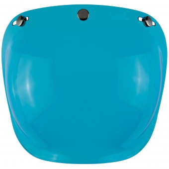 Visiera Biltwell Bubble Shield Blue