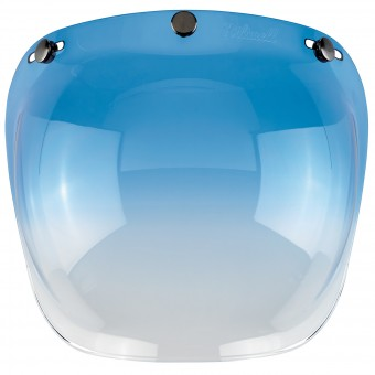 Visiera Biltwell Bubble Shield Gradient Blue