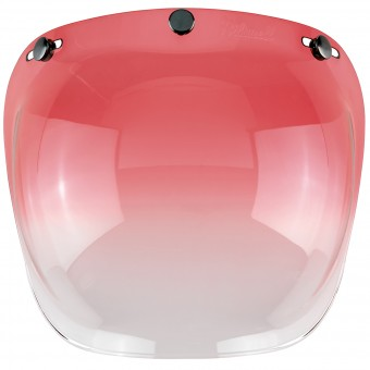 Visiera Biltwell Bubble Shield Gradient Red