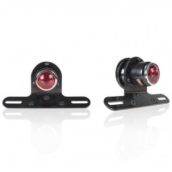 Luci & fari moto Chaft Cyclope Red
