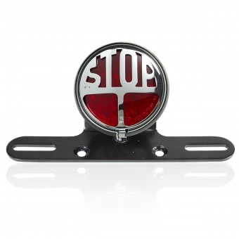 Luci & fari moto Chaft Stop Red