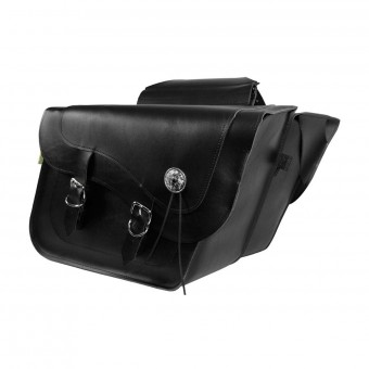 Borse laterali Wille & Max Fleetside Deluxe Saddlebags