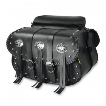 Borse laterali Wille & Max Warrior Saddlebags