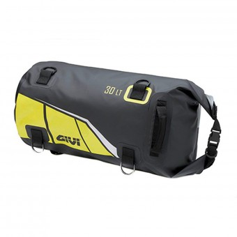 Borse da sella Givi EA114BY Waterproof Nero Giallo
