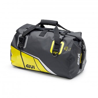 Borse da sella Givi EA115BY Waterproof Nero Giallo