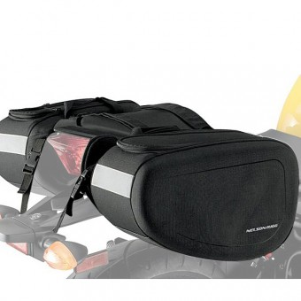 Borse laterali Nelson-Rigg Spirit Touring Saddlebag
