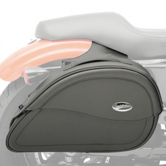 Borse laterali Saddlemen Cruis N Teardrop Saddlebags