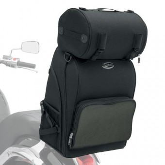 Borse sissy bar Saddlemen S2600 Deluxe Sissy Bar Bag