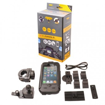 Accessori comunicazione Tecnoglobe Bike Console IPhone 5