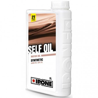 Olio motore IPONE Selfoil - Synthetic - 2 Litri 2T