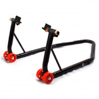 Cavalletto Alza moto MAD Paddock Stand Posteriore Big Black