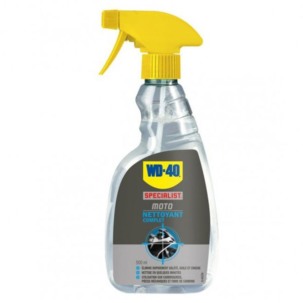 Pulizia & manutenzione WD-40 Spray Pulizia Moto