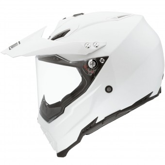 Casque Cross AGV AX-8 Dual Evo Bianco