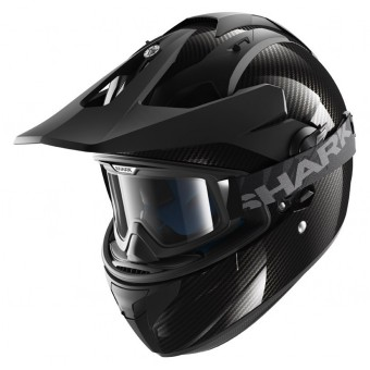 Casque Cross Shark Explore-R Carbon Skin DSK