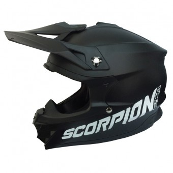 Casque Cross Scorpion VX-15 Evo Air Nero Opaco
