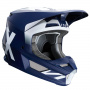 Casque Cross FOX V1 Werd Navy