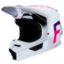 Casque Cross FOX V1 Werd White