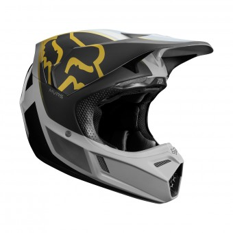 Casque Cross FOX V3 Kila Grigio