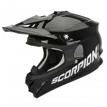Casque Cross Scorpion VX-15 Evo Air Nero