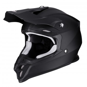 Casque Cross Scorpion VX-16 Air Nero Opaco