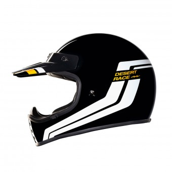 Casque Cross Nexx X.G200 Desert Race Black