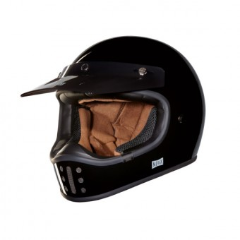 Casque Cross Nexx X.G200 Purist Black