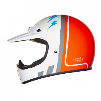 Casque Cross Nexx X.G200 Superhunky Orange