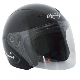 Casque Bambini Stormer Flash Kid Nero