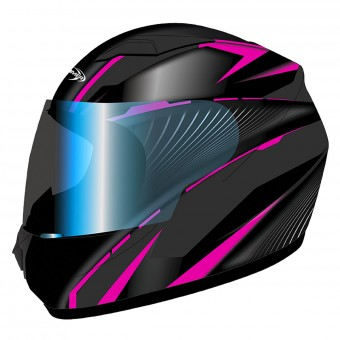 Casque Bambini Stormer Rules Arrow Rosa