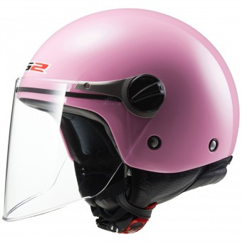 Casque Bambini LS2 Wuby Pink OF575J