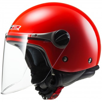 Casque Bambini LS2 Wuby Red OF575J