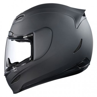 Casque Integrale ICON Airmada Black Rubatone