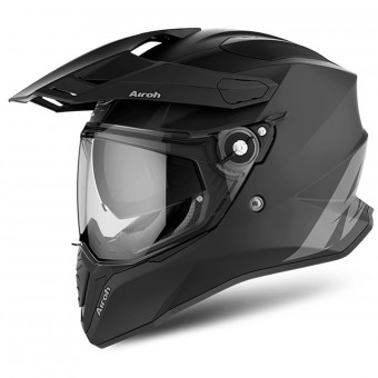 Casque Integrale Airoh Commander Black Matt