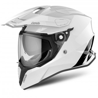 Casque Integrale Airoh Commander White