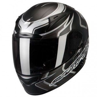 Casque Integrale Scorpion EXO 2000 Air Circuit Nero Opaco
