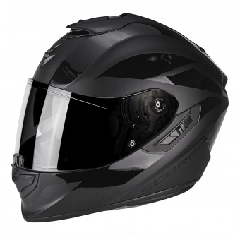 Casque Integrale Scorpion Exo 1400 Air Freeway II Matt Black
