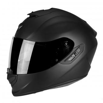 Casque Integrale Scorpion Exo 1400 Air Matt Black