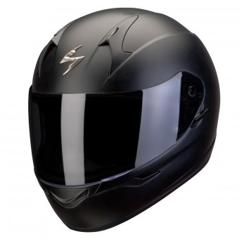 Casque Integrale Scorpion Exo 390 Matt Black