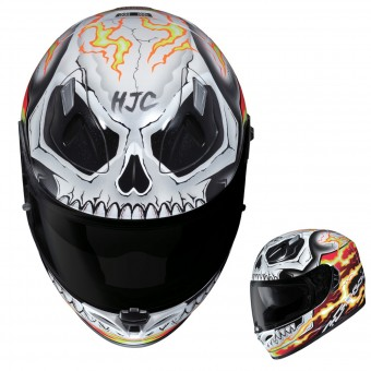 Casque Integrale HJC FG-ST Ghost Rider MC1
