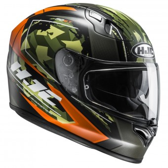 Casque Integrale HJC FG-ST Kume MC7SF