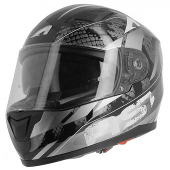 Casque Integrale Astone GT 900 Skin Grey