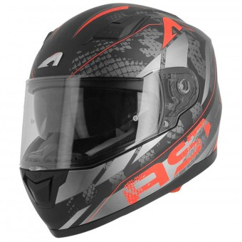 Casque Integrale Astone GT 900 Skin Matt Red