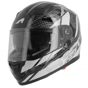 Casque Integrale Astone GT 900 Skin White