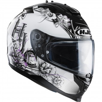 Casque Integrale HJC IS17 Barbwire MC31