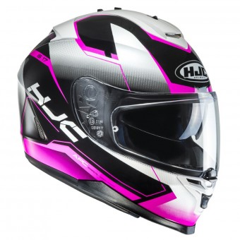 Casque Integrale HJC IS17 Loktar MC8