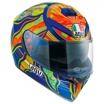 Casque Integrale AGV K3 SV Top Five Continents