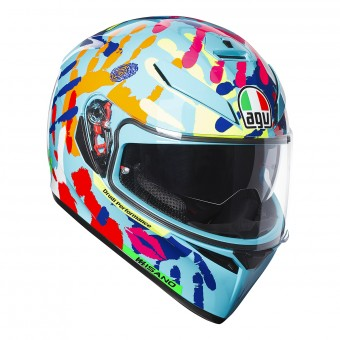 Casque Integrale AGV K3 SV Top Misano 2014