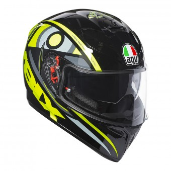 Casque Integrale AGV K3 SV Top Solun 46